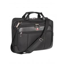 """Swiss Gear ScanSmart 17.3"""" Laptop Premium Briefcase"""