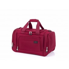 "Skyway 22"" Duffel Bag Sigma 5.0 Merlot  Red"
