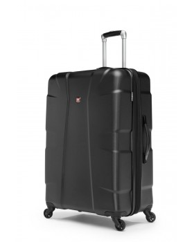 "Swiss Gear Cote D'Azure 28"" Spinner Expandable Luggage Black"