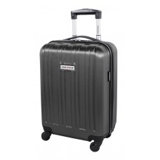 "Swiss Gear 20"" Spinner Carry-On Luggage Travelite Dark Charcoal"