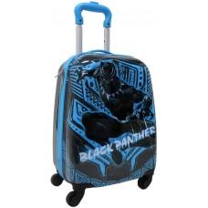 """Marvel Black Panther Kids 18""""Hardside Spinner Carry On Suitcase"""