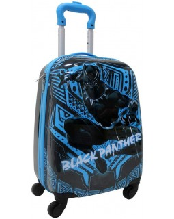 "Marvel Black Panther Kids 18""Hardside Spinner Carry On Suitcase"