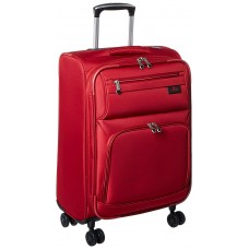 "Skyway 21"" Expandable Spinner Carry-On Luggage Sigma 5.0 Merlot Red"