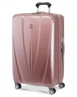 """Travelpro 29"""" Spinner Expandable Luggage Pathways Dusty Rose"""
