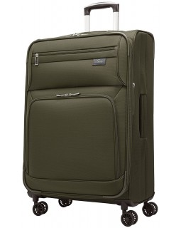 "Skyway 29"" Expandable Spinner Luggage Sigma 5.0 Forest Green"