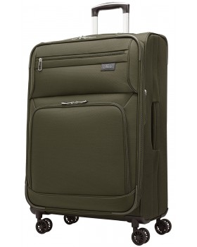 """Skyway 29"""" Expandable Spinner Luggage Sigma 5.0 Forest Green"""