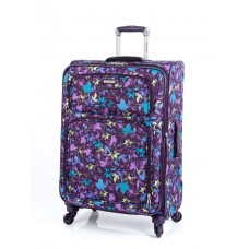 "Ricardo Beverly Hills 25"" Spinner Luggage California 2.0 Lily Combo"