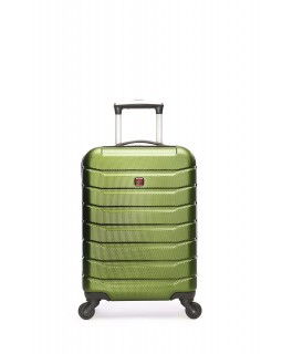 "Swiss Gear 20"" Spinner Carry-On Luggage Vaiana Moss"