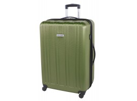"""Swiss Gear 28"""" Spinner Expandable Luggage Travelite Green"""