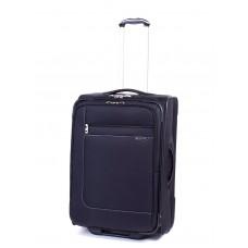 "Ricardo Beverly Hills 24"" Expandable Spinner Luggage Sausalito Lites 2.0 Black"