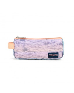 JanSport Basic Accessory Pouch Cotton Candy Clouds