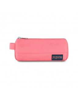 JanSport Basic Accessory Pouch Strawberry Pink