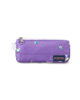 JanSport Basic Accessory Pouch Purple Dawn Butterfly Kisses