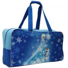 "Disney Frozen Elsa & Olaf Travel Sport Bag 28"""