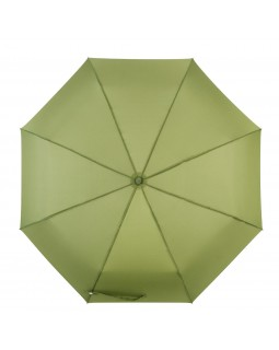 Knirps Belami Folding Telescopic Umbrella Apple Green