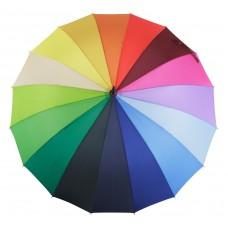 Knirps Belami Stick Umbrella Automatic Open Multi Color