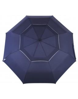 Reflectek Compact Vented Panels Umbrella Auto Open / Close Jumbo Blue