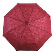Knirps Belami Folding Telescopic Umbrella Automatic Open & Close Burgundy
