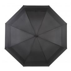 Knirps Belami Jumbo Windproof Stick Umbrella Black