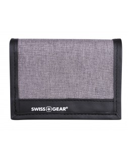 Swiss Gear Trifold Wallet Grey