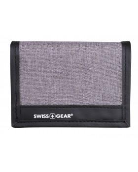 Swiss Gear Trifold Wallet Grey