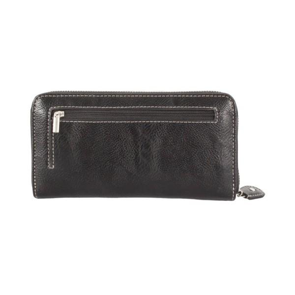 Joanel Barbara Women's Wallet With RFID Black